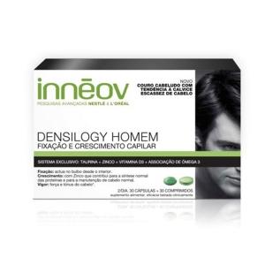 Иннеов густота волос для мужчин / Inneov Densilogy Men