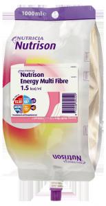 Нутризон Энергия c пищевыми волокнами / Nutrison Energy Multi Fibre