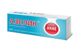 Азелик (Акне) гель 15%